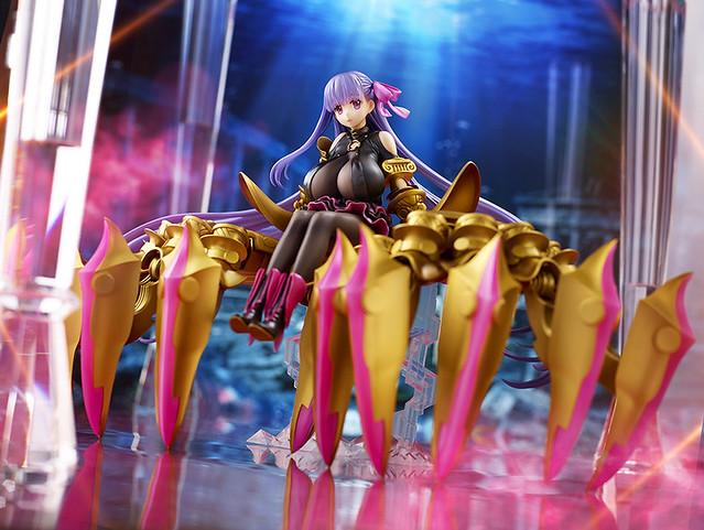 quesQ《Fate/Grand Order》Alter Ego / Passionlip 1/7比例模型 巨巨重磅來襲!