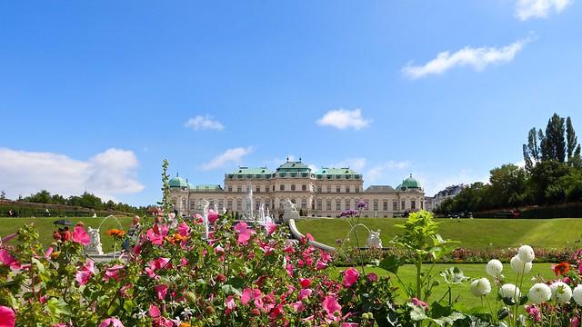 Schloss Belvedere / Wenen