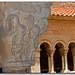 Claustre, Catedral de Santa Eulàlia i Santa Júlia, Elna (el Rosselló, França)