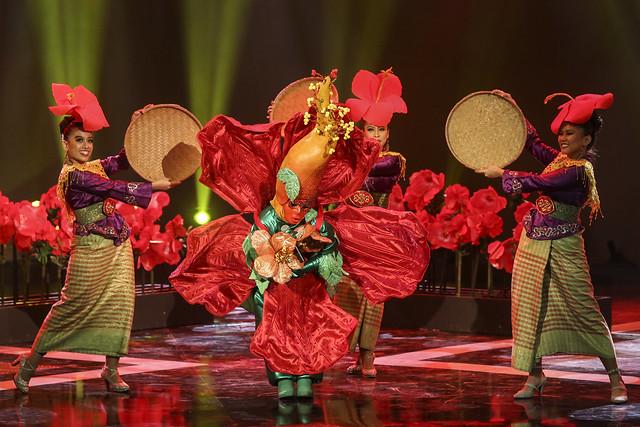 konsert minggu pertama 'The Masked Singer Malaysi