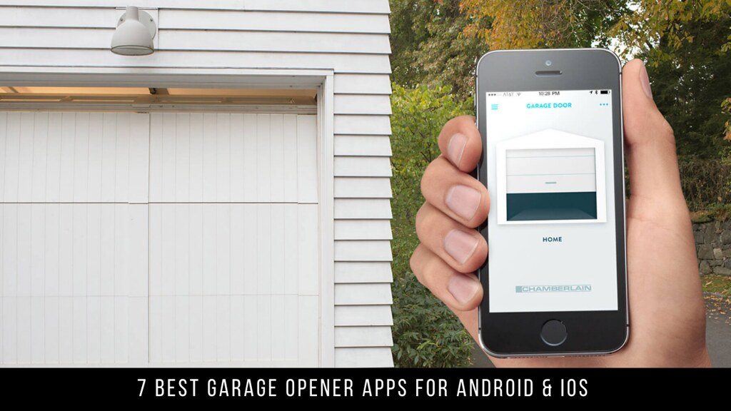 7 Best Garage Opener Apps For Android & iOS