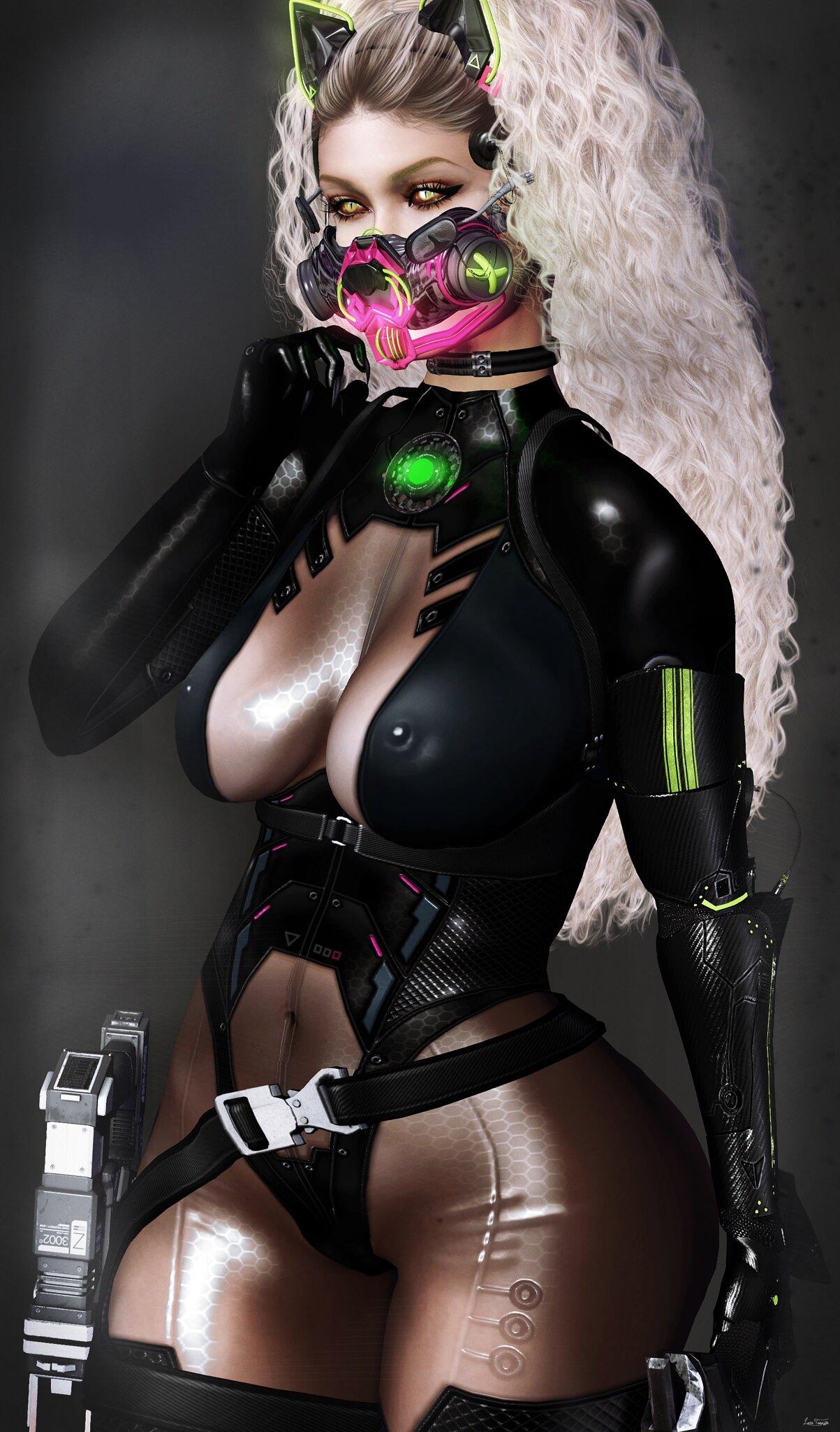 Cyber Kitty
