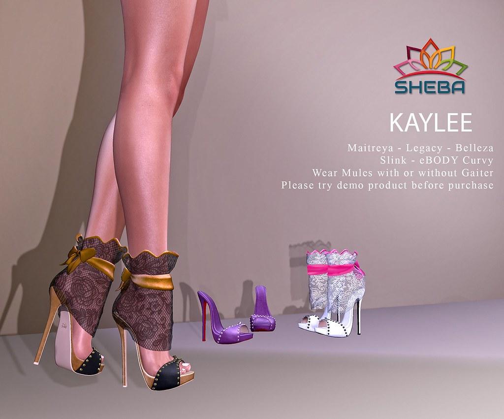 [Sheba] Kaylee Mules & Gaiter @Cosmopolitan Event