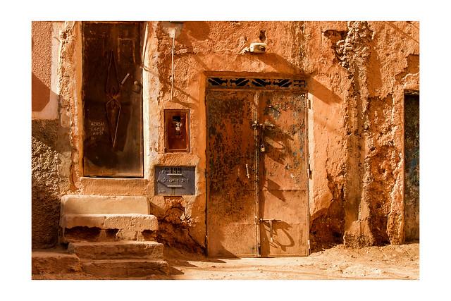 Marrocan house /  Marrakech