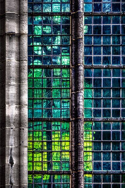 Glass Through Glass