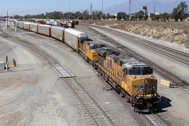 Union Pacific 7700