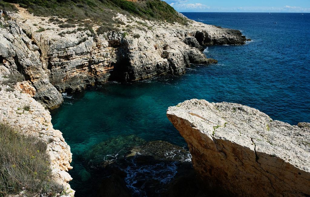 Croatian Beaches You've Never Heard Of: Velika Kolombarica, Cape Kamenjak, Istria, Croatia