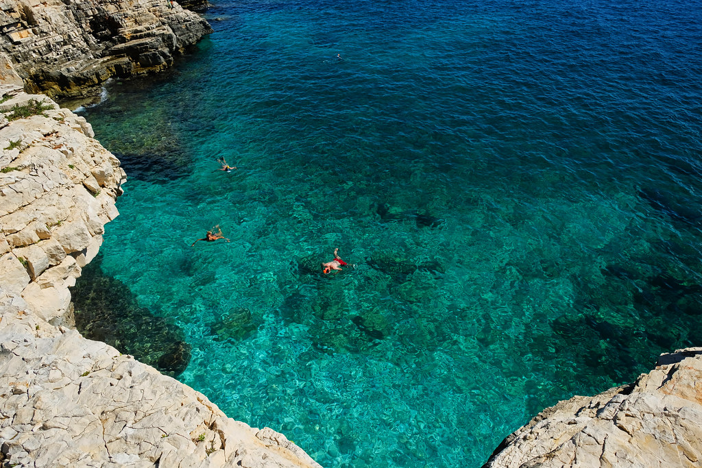 Mala Kolombarica, Cape Kamenjak, Istria, Croatia