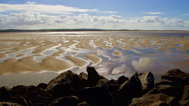 The Shifting Sands of Morecambe Bay