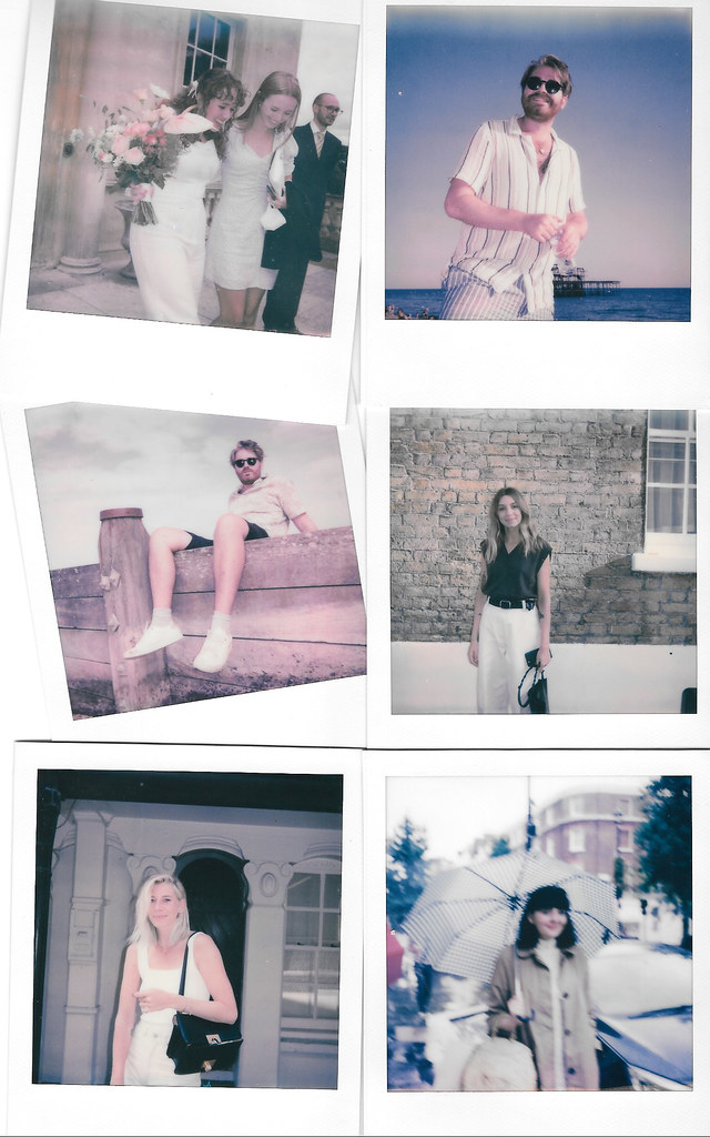 The Polaroid Diaries: Falling in love with instant