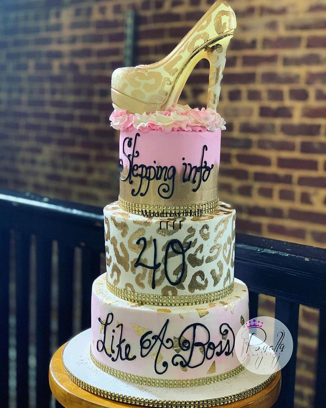 Cake by Royalty Pastries