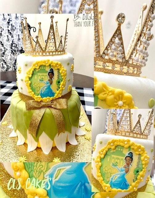 Cake by CLS Cakes