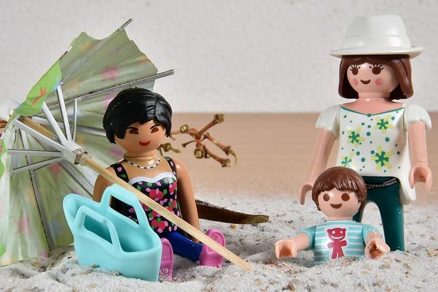 Set : beach party
