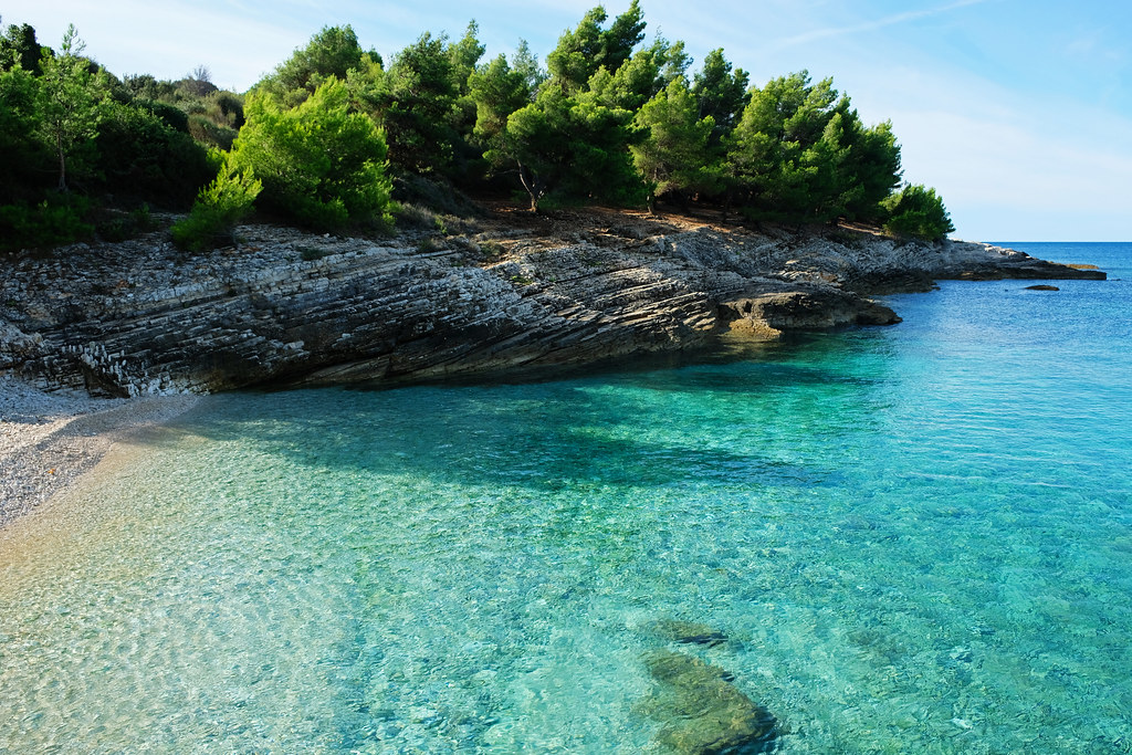 Croatian Beaches You've Never Heard Of: Plovanije Beach, Cape Kamenjak, Istria, Croatia