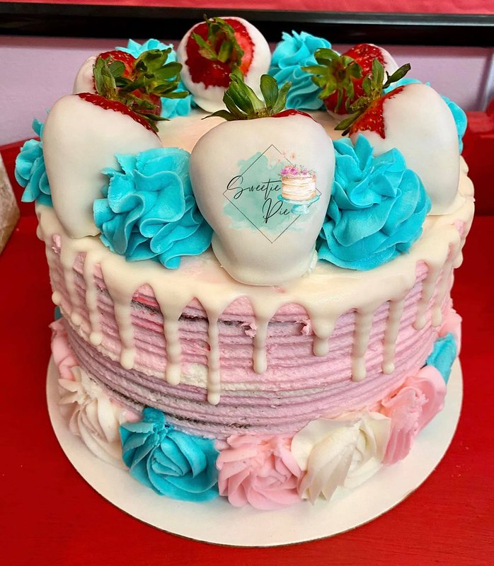 Cake by Sweetie Pie