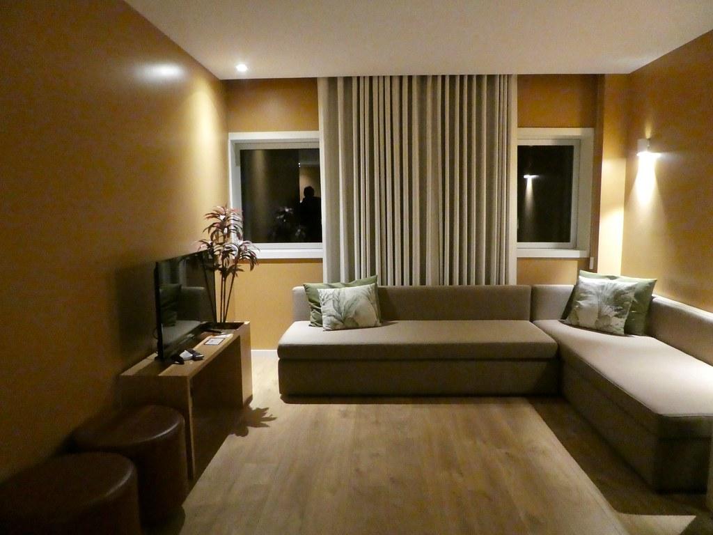 Interior of Spot Apartments, Porto