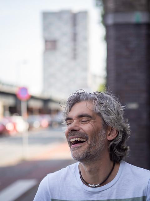 Richard, Amsterdam 2020: Spontaneous outburst