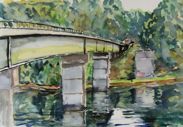 Pont de Saint Maurice