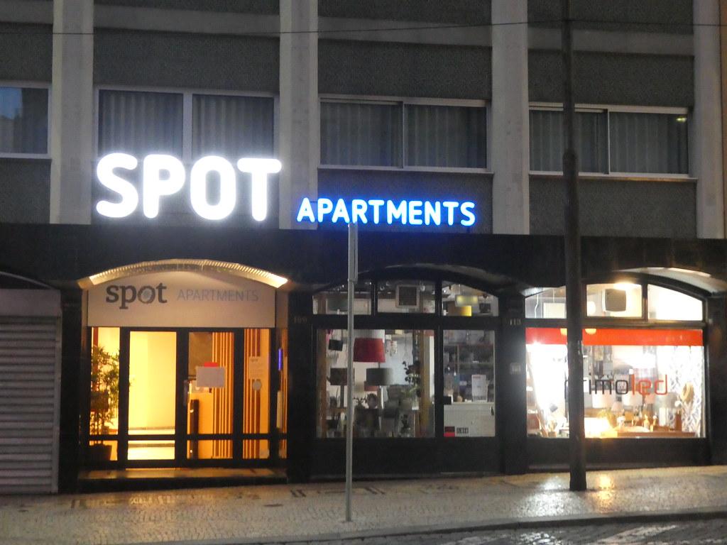 Spot Apartments, Porto