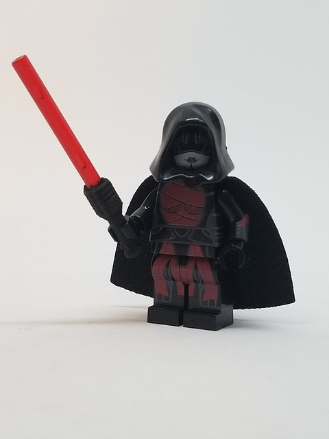 Star Wars Female Sith Inquisitor Front (Machine Printed)