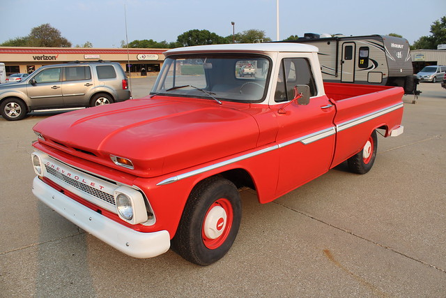 1966 Chevy C-10 Truck