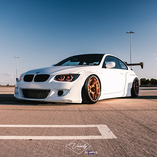 Incurve Forged Wheels IF-M10 Monoblock | E92 BMW 335i Pandem Widebody