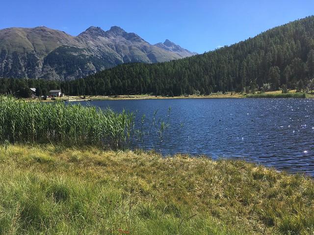 Lac de Staz