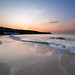 Porthmeor sunset, Sept 2020