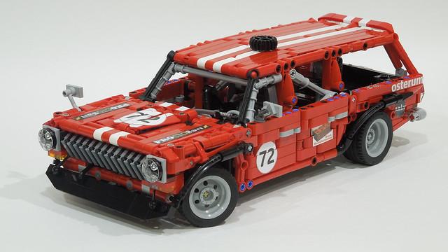 GAZ-2402 - drift edition