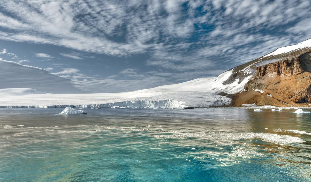 Antarctica in HDR