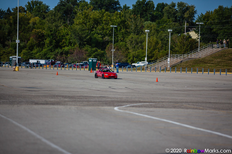 St. Louis Autocross 9-20-2020 Heat 1
