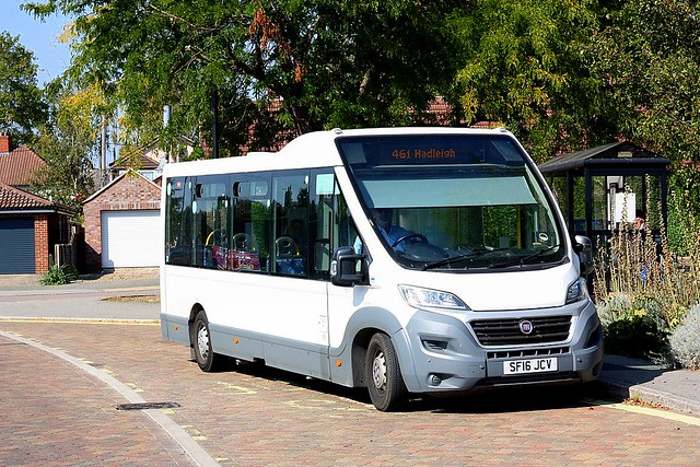 Ten seats removed at Hadleigh
