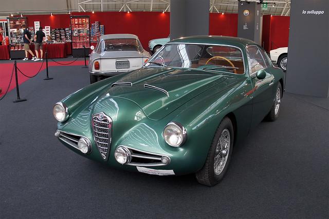 Alfa Romeo 1900 SSZ by Zagato