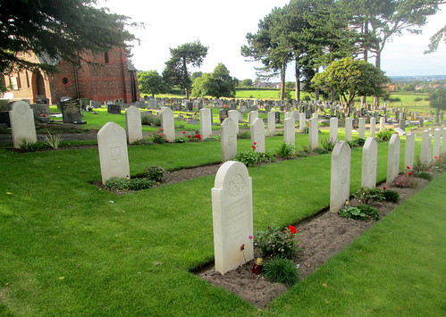 Hawarden War Graves Overview