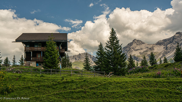 mountain landscape .)2007/6544-24