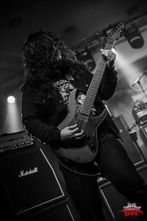 Pallbearer at Damnation Festival 2017, copyright Tim Finch Photos