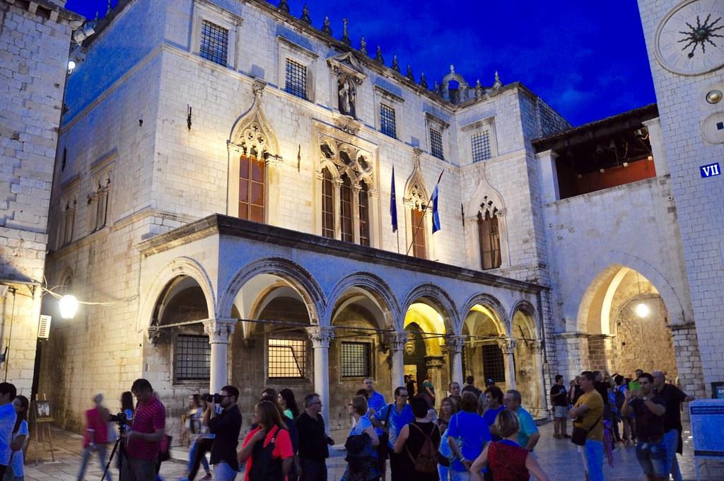 Sponza Palace - Dubrovnik's Old Town EXPLORE 9-22-20
