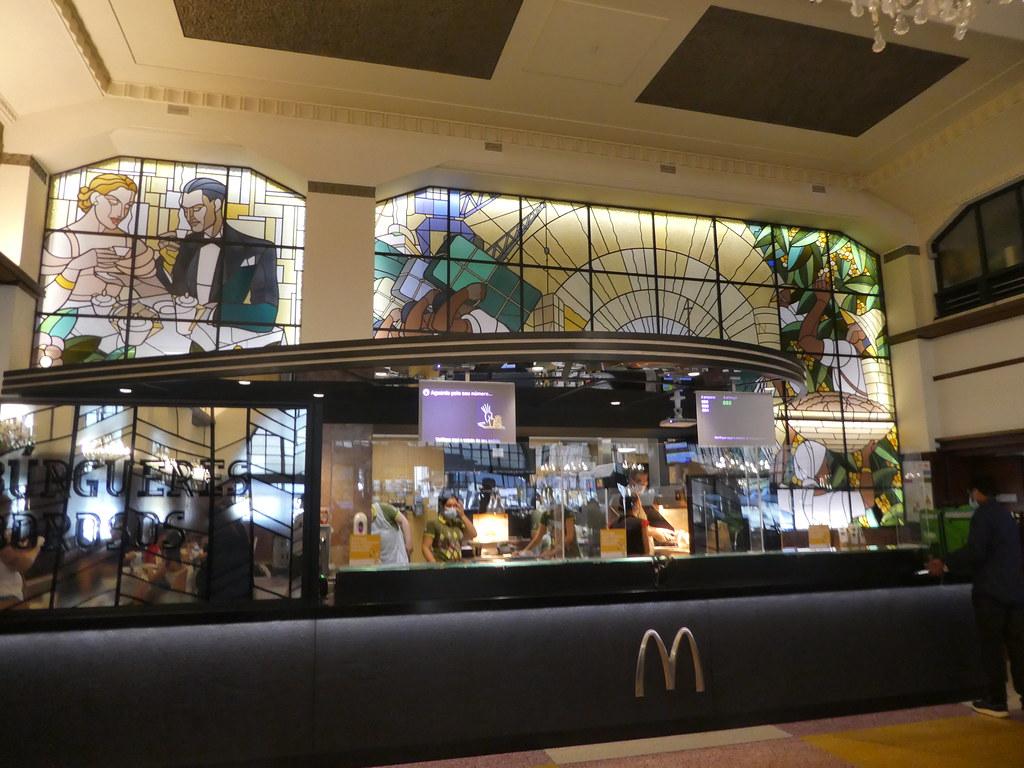 McDonalds Imperial Cafe Porto