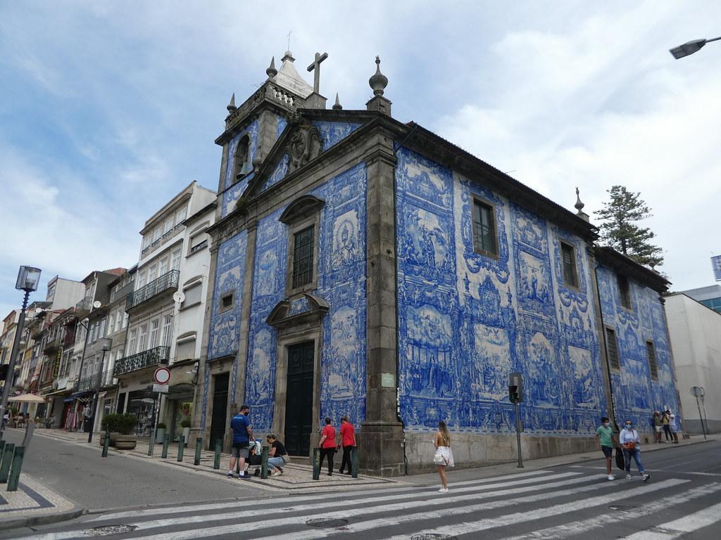 Church of Souls, Porto