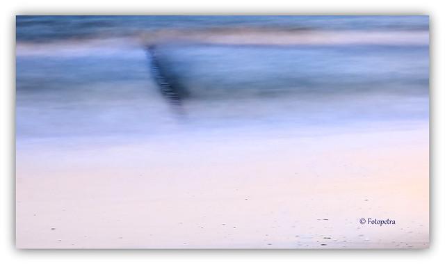 verwischte Wellen