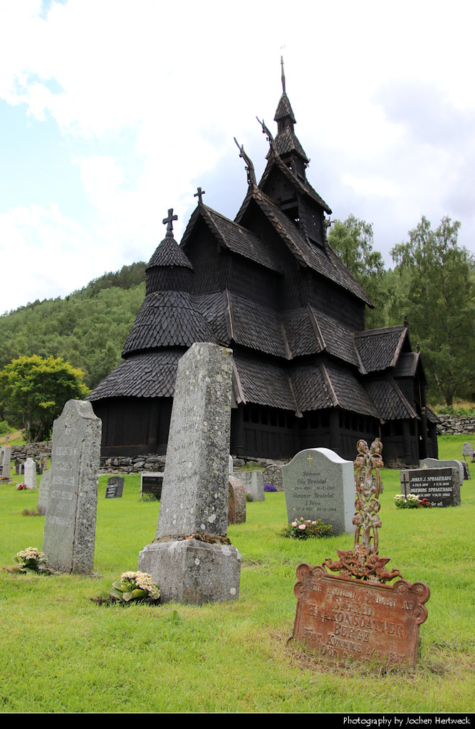 Borgund stavkyrkje, Borgund, Norway