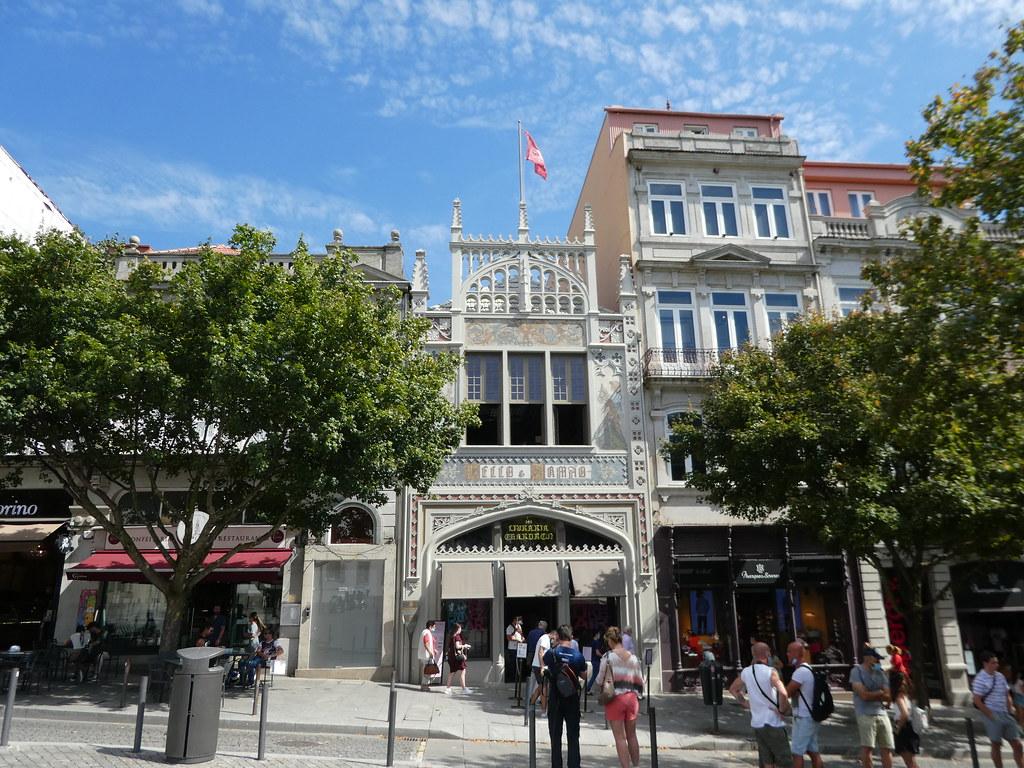 Lello Livraria book shop, Porto