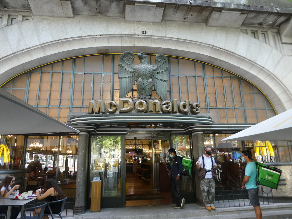 McDonalds Imperial Cafe, Porto