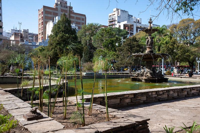 Parquización de la Plaza Colón (9)