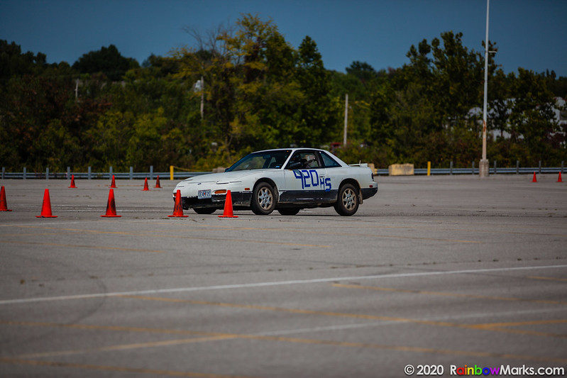St. Louis Autocross 9-20-2020 Heat 3
