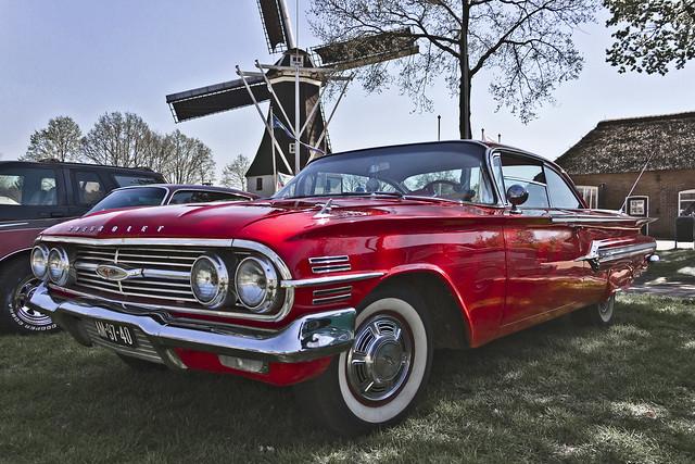 Chevrolet Impala Sport Coupé 1960 (9931)