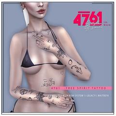 4761 - Free Spirit