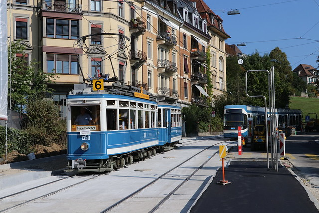 2020-09-20, Zürich, Gloriastrasse
