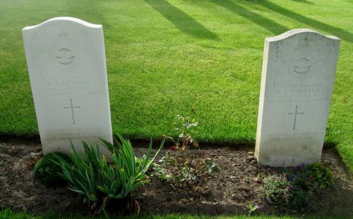Post-War Graves, Hawarden