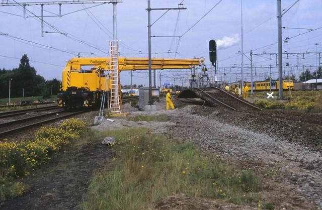 08488019-13033 Amsterdam Transformatorweg Aansluiting 28 september 1994